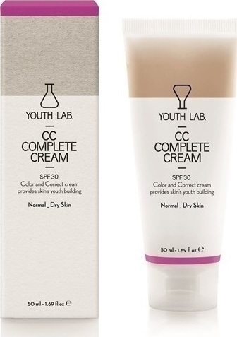 20151111133103 youth lab cc complete cream spf30 normal dry skin 50ml