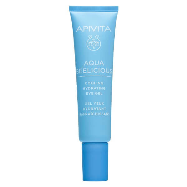 Apivita Hydrating Eye Gel with Flower Extract and Honey 15ml 1
