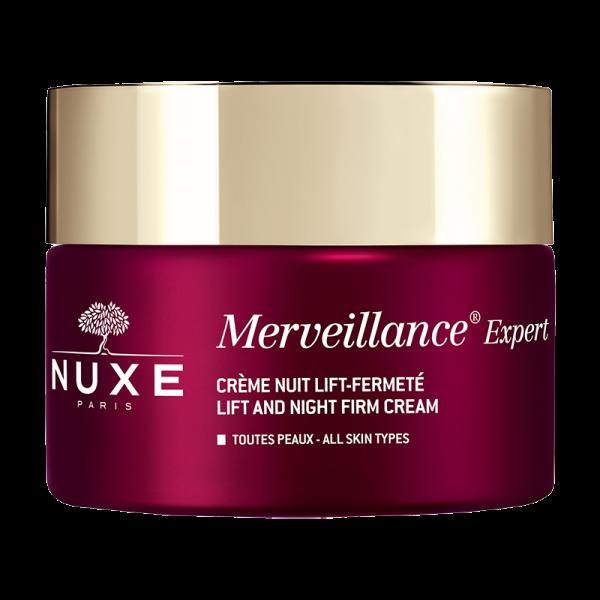 nuxe merveillance expert anti wrinkle night cream